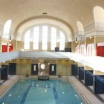 Jugendstilbad: Schöner baden mit Oktopus