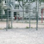 Bolzplatz auf dem Friedrich-Ebert-Platz