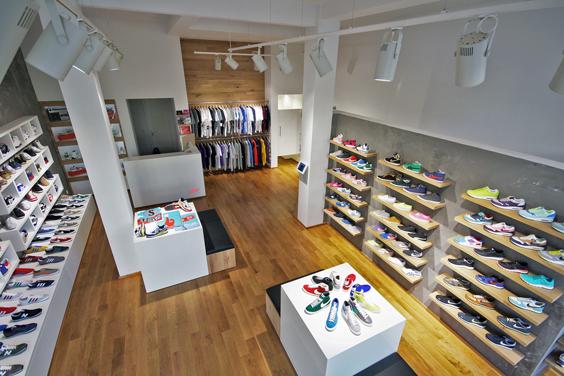 Asphaltgold (Sneakerstore) P Stadtkultur DarmstadtP