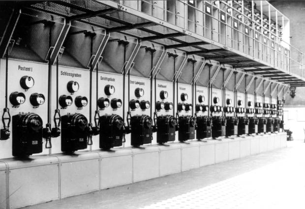Foto: HSE-Archiv/ Centralstation