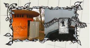 Toiletten-Quartett I Ausgabe 14-9