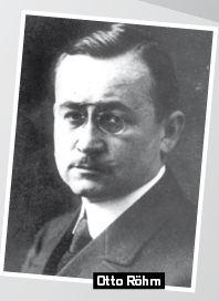 Otto Röhm Plexiglas