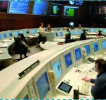 Das ESOC-Kontrollzentrum
