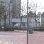 Bolzplatz vor der Wilhelm-Hauff-Schule, Eberstadt