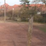 Bolzplatz an der Sporthalle der Käthe-Kollwitz-Schule