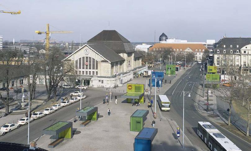 Besonders hauptbahnhof p stadtkultur darmstadtp for Europaplatz 4 darmstadt