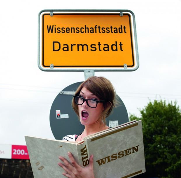 Darmstadt zum kennenlernen