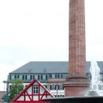 Luisenplatz – Zentrum des Jugendstils