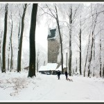 Der Kaiserturm auf der Neunkircher Höhe