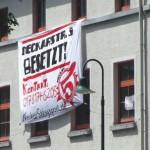 Hausbesetzung Neckarstraße 5