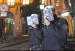 Auf P-atrouille mit der Schlosspolizei