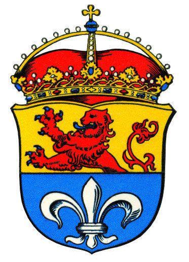 Wappen für Hessisch for runaways