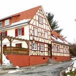 """Gasthaus """"Zur Freiheit"""" in Laudenau"""