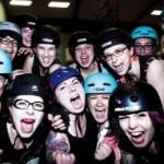 Darmstadt goes Roller Derby – und ich mittendrin