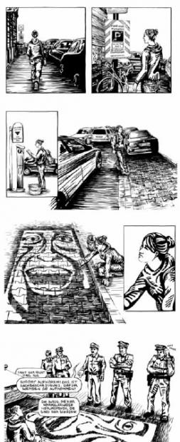 Comic: Paulina Stulin