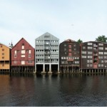 Trondheim (Norge): Das Vorzimmer des hohen Nordens