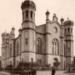 Über die Reichspogromnacht und die Gedenkstätte Liberale Synagoge