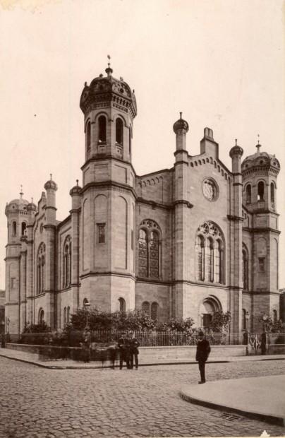Foto: Förderverein Liberale Synagoge