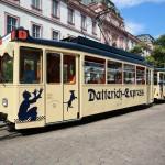 Der (frisch renovierte) Datterich-Express