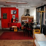 Raum 5 (ehemals: Atelier des Hoffart-Theaters)