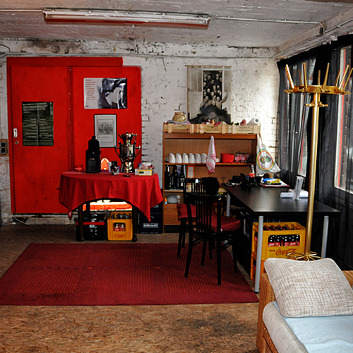 raum 5 ehemals atelier des hoffart theaters p stadtkultur darmstadtp stadtkultur darmstadt. Black Bedroom Furniture Sets. Home Design Ideas