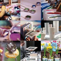 Collage: Veranstalter