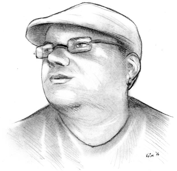 Comic-Portrait: Krimalkin