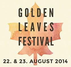 Logo: Golden Leaves Festival
