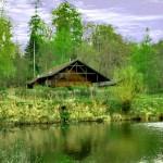 Die Fischerhütte Darmstadt