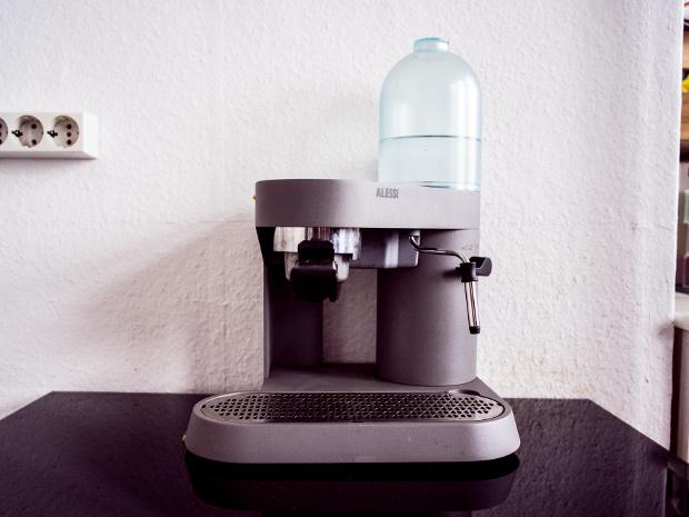 espressomaschine alessi coban rs p stadtkultur darmstadtp stadtkultur darmstadt. Black Bedroom Furniture Sets. Home Design Ideas