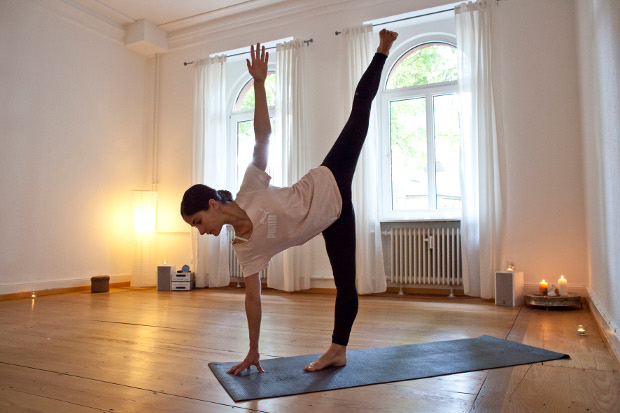 Balance Yoga Frankfurt