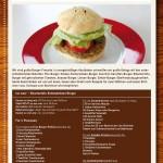 Räuchertofu-Kidneybohnen-Burger