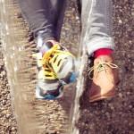 Stilsicher: Shoesenkel