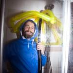 Die Luftballon-Verknotungs-Kunst des Mister Rubelli