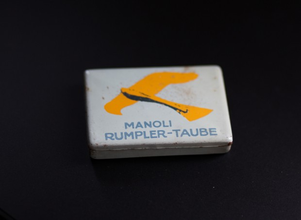 designschnipsel manoli rumpler taube