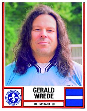 Gerald Wrede | Foto: Jan Ehlers