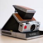 Polaroid SX-70: Spiegelreflex-Faltkamera von Edwin Herbert Land