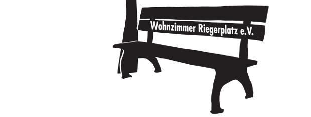 """Logo: """"Wohnzimmer Riegerplatz e. V."""""""
