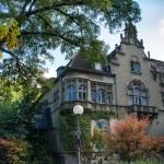 Die Oetinger Villa: Tomte, Boysetsfire und der Hausgeist