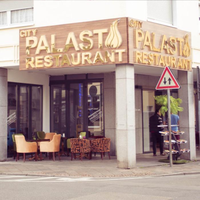 city palast