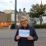 Stadt(an)sichten mit Kerstin Schultz