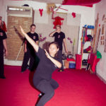 Kung Fu in der Yu Shui Dao Kung Fu School Germany