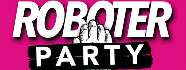 roboter-party