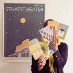 Stilsicher: Poster und Postkarten von Gilberto Acosta