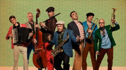 Amsterdam Klezmer Band + Besidos (DA) + DJ Kumanova