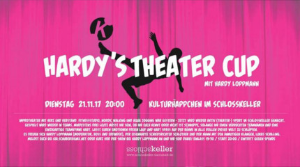 Hardy's Theater Cup