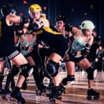 Verlose! 2×2 Tickets für Riot Rollers Double Header am 09.12. im LZZ