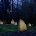Urban Exploration: Die Menhiranlage an den Scheftheimer Wiesen