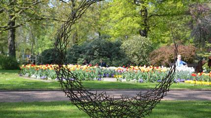 """""""Art of Eden"""" im Botanischen Garten"""