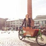 Zum Shoppen, Picknicken und Transportieren